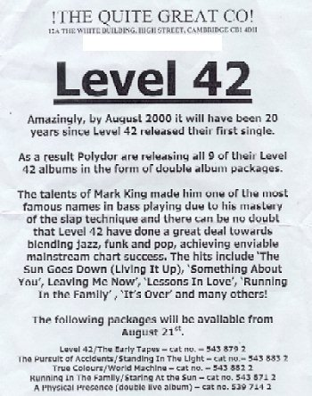 alan murphy level 42